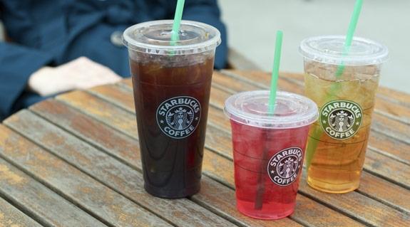 Starbucks Cold Drink Tesco
